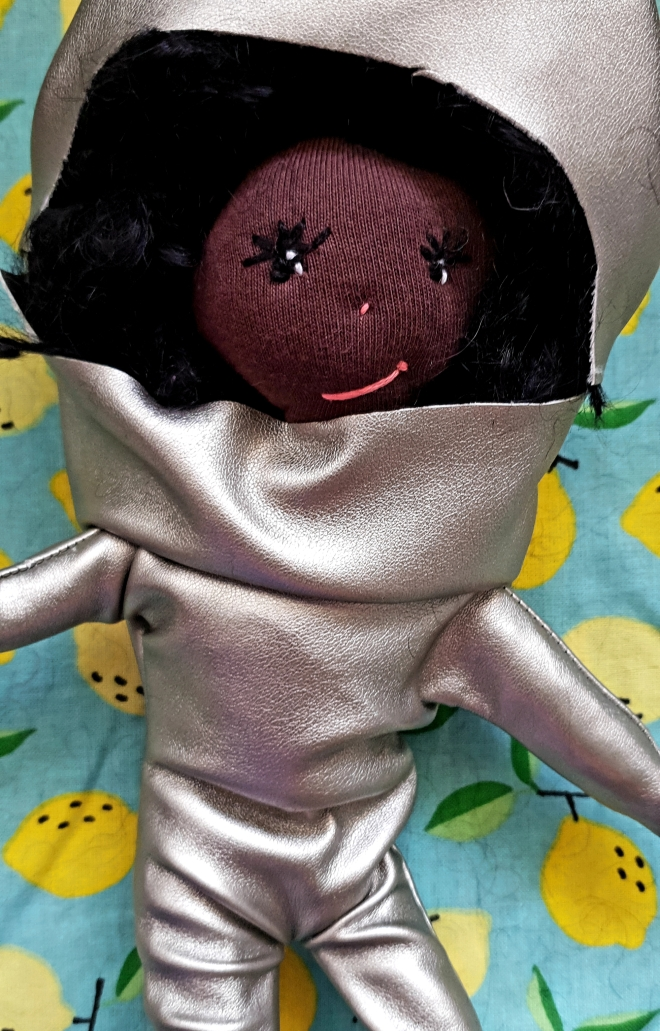 Carole, la poupée spationaute de BarbOcitron
